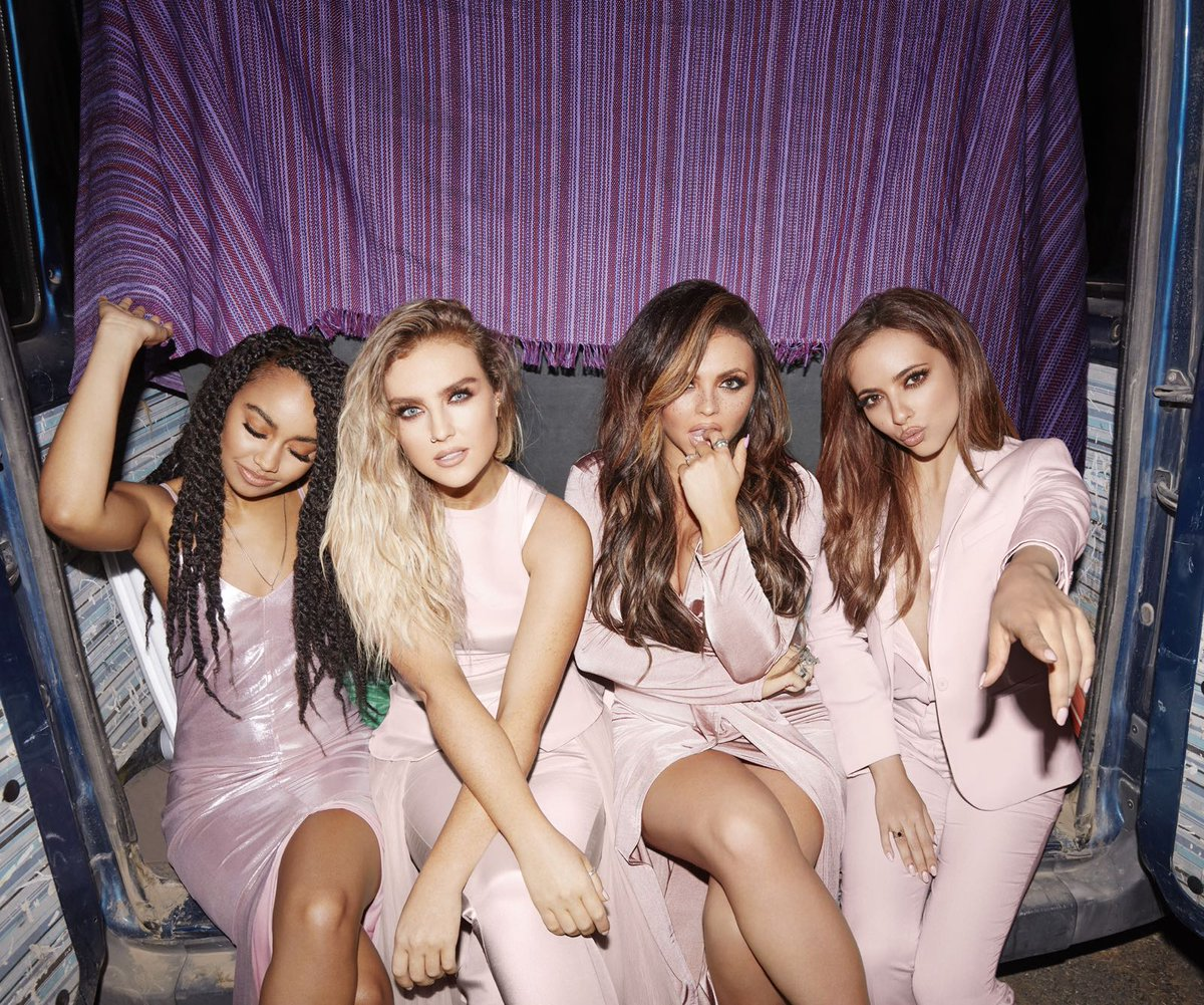Get your questions in for our #MTVAsks with @LittleMix. Follow the link to submit them: https://t.co/r8KGjMVuwm  💕