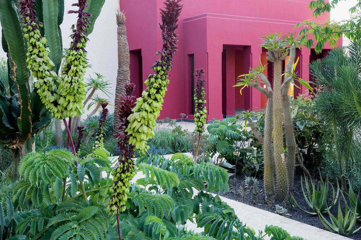 The Economist On Twitter A New Moroccan Garden Both Celebrates