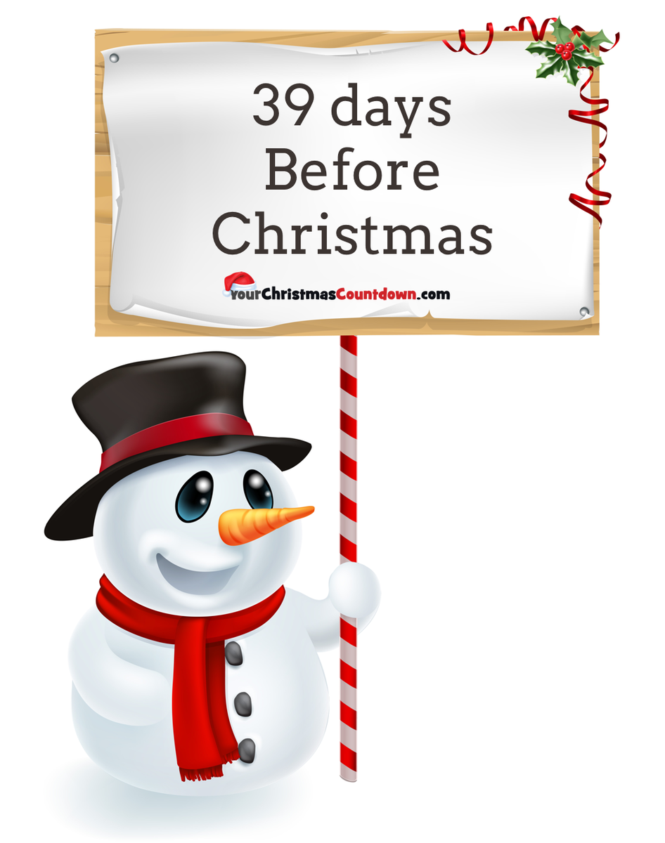 your christmas countdown on twitter only 39 days before christmas httpstcopivq9l28nq christmas days 74day notlong