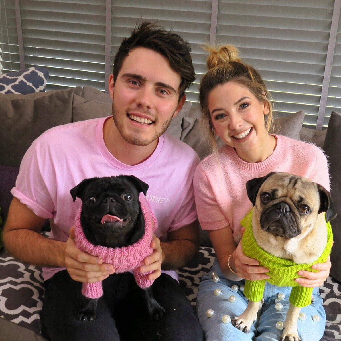 Zoella And Alfie Deyes The Story Of Their Relationship