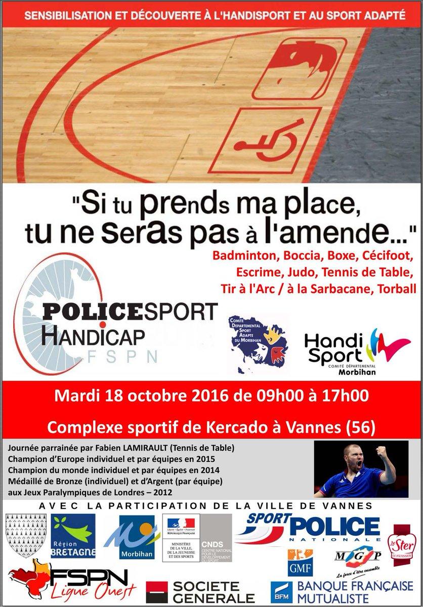 Prefet Du Morbihan On Twitter Mardi 18 Octobre Vannes Kercado