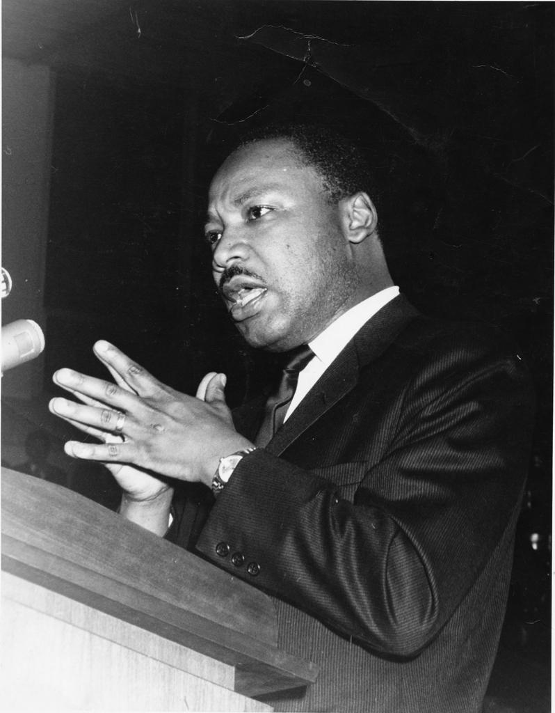 52 years ago today, Martin Luther King, Jr. received the Nobel Peace Prize. Treasury will honor his legacy on the n… https://t.co/43mIA054nn