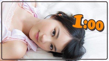 6月18日火曜日 乃木坂46の生田絵梨花が1:00をお知らせします。 #生田絵梨花