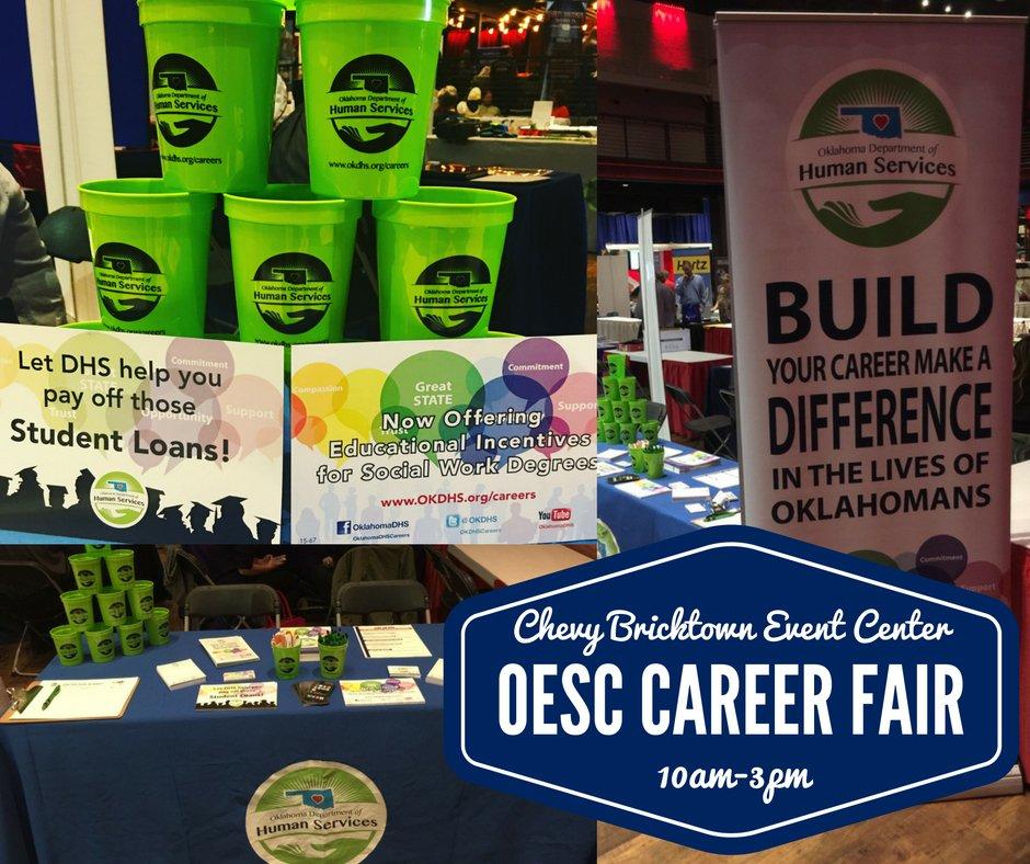 Oesc job fair