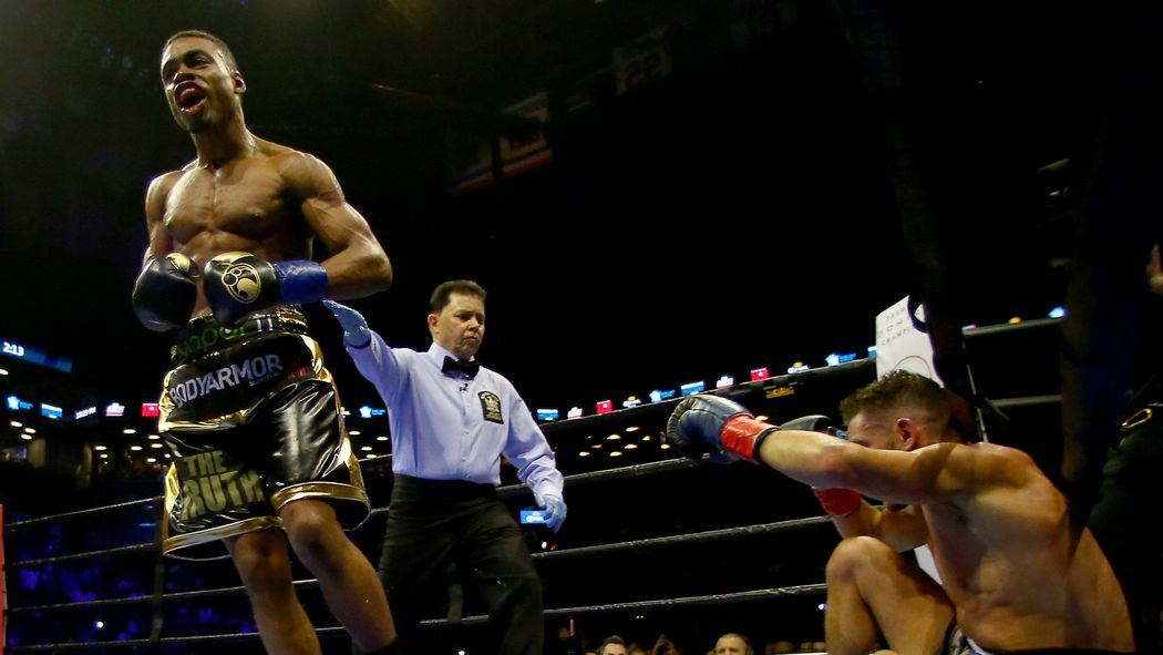 Errol Spence is annoyed by Garcia and Thurman writing him off https://t.co/q8guHFmEu8 https://t.co/h44uX5iqvO