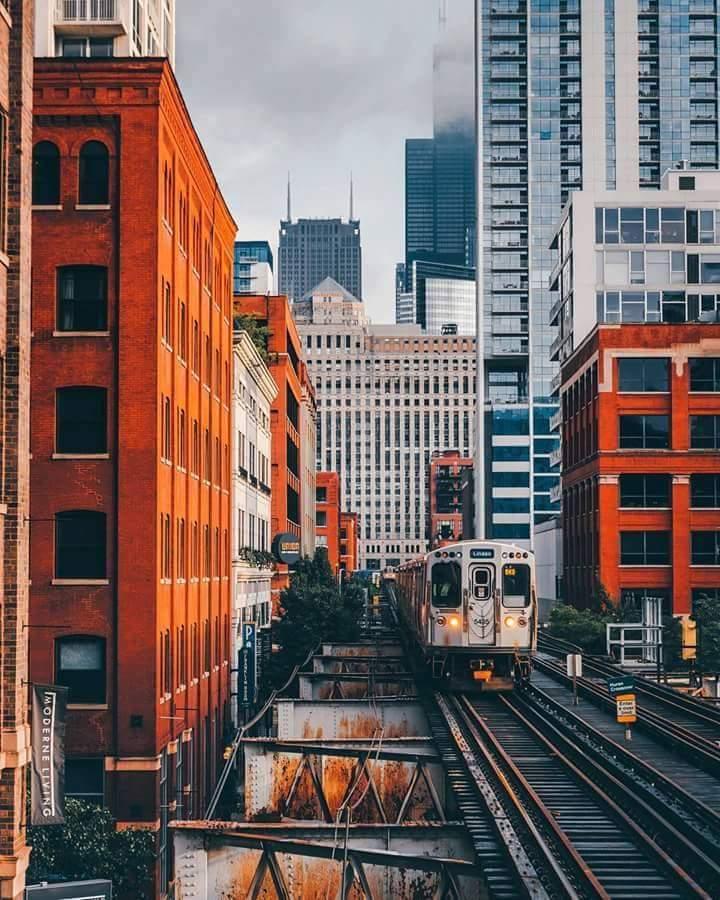 вещей, долгоносибельность, метро чикаго фото долго