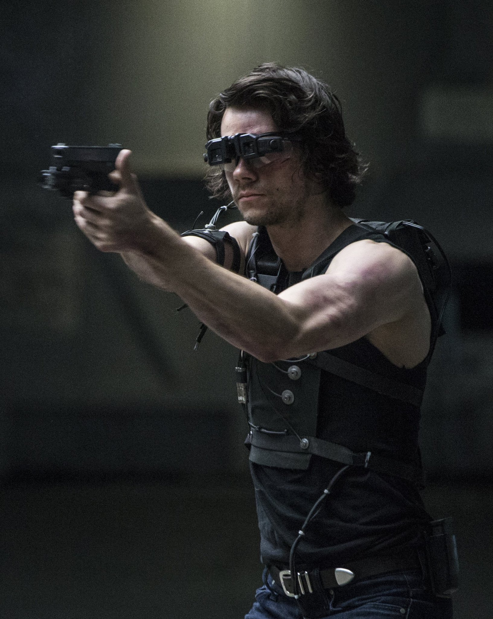 """American Assassin on Twitter: """"New Photo: @dylanobrien as ... American Assassin"""