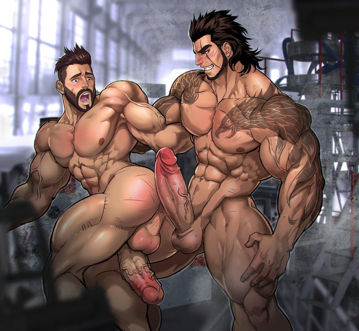 Gay bara swimmers porn