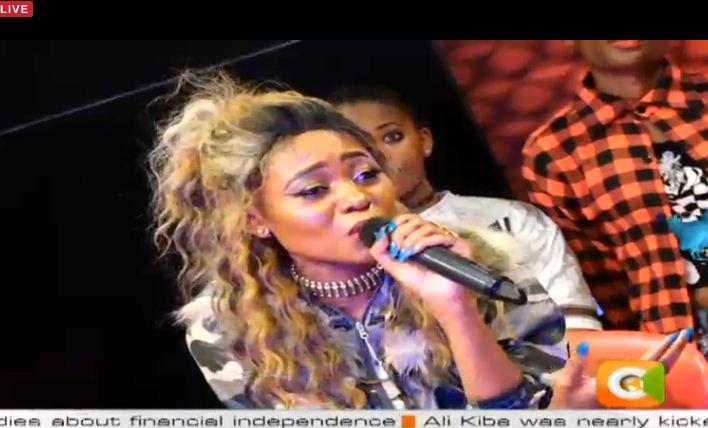 People : SOSUUN People time listen lyrics   Citizen TV Kenya