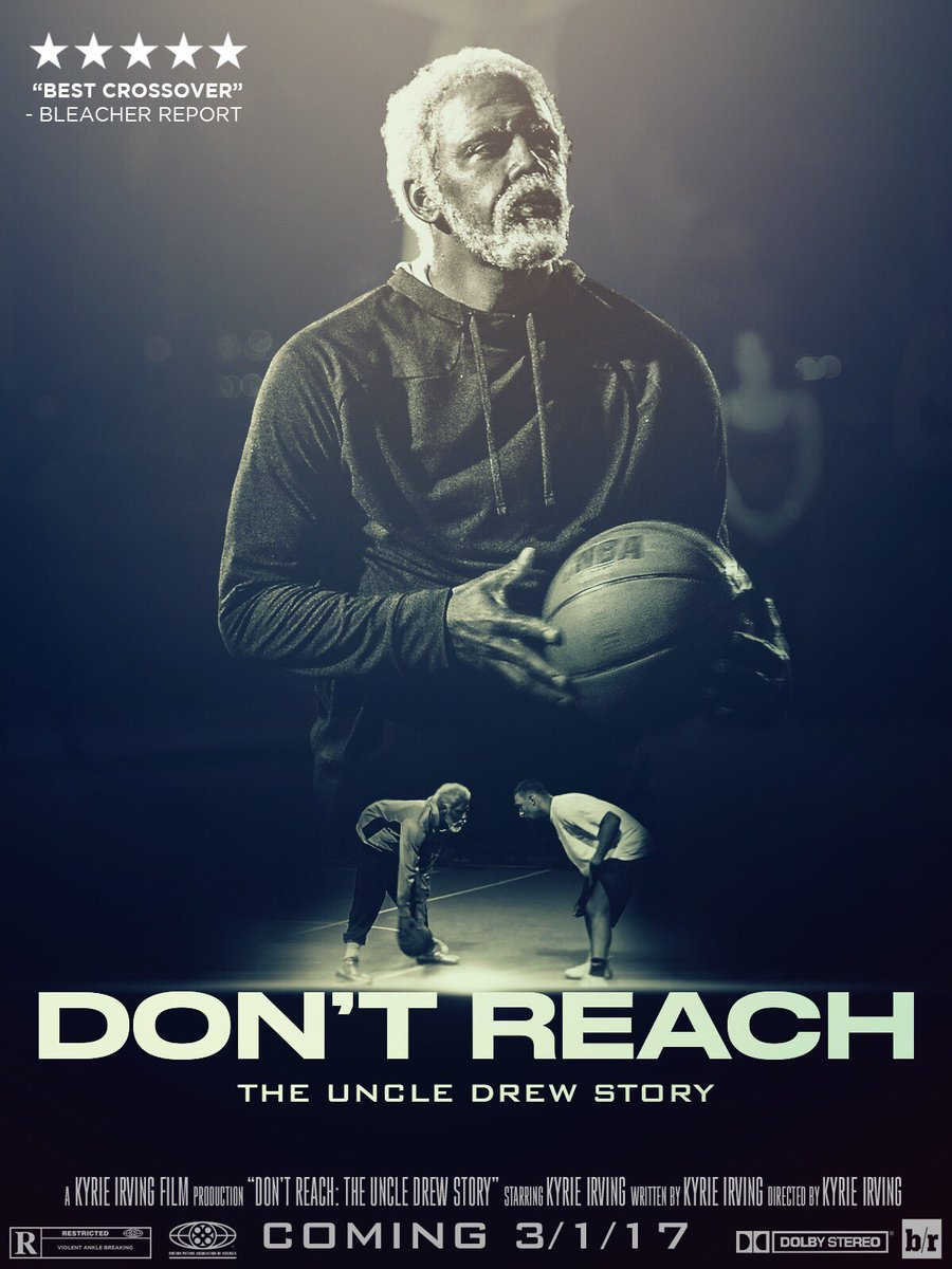 5f5fa176b7d5 Kyrie Irving said he s planning something big for Uncle Drew s next  chapter…Movie time  🍿
