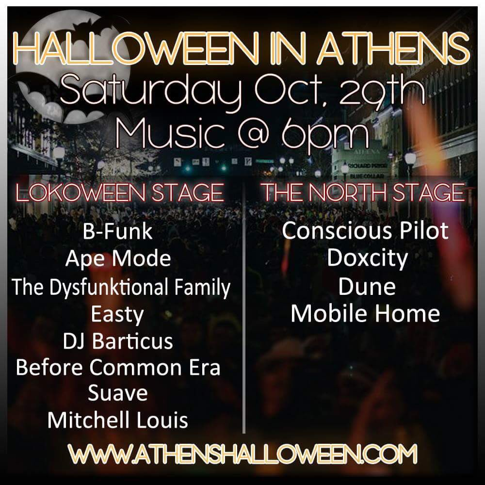 #hallOUween is coming. Sat. Oct. 29th. You've been warned.