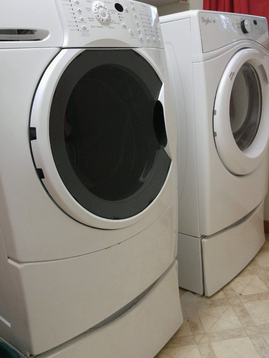 whirlpool washer dryer hashtag on Twitter
