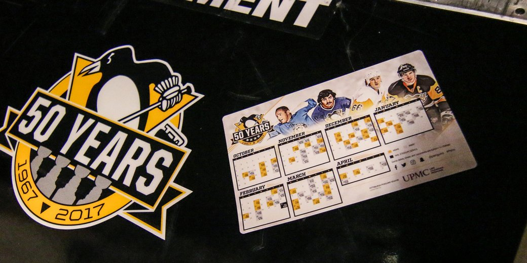 graphic about Pittsburgh Penguins Printable Schedule titled Pittsburgh Penguins upon Twitter: \