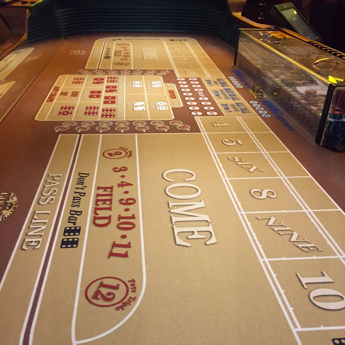 Craps shooter rules