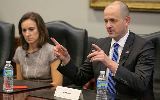 .@Evan_McMullin campaign looking to start new conservative movement  https://t.co/3vggxVrmAx https://t.co/QSHftRWb26