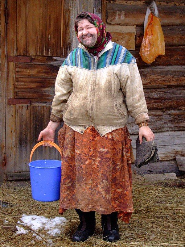 Негритянок веселые деревенские женщины