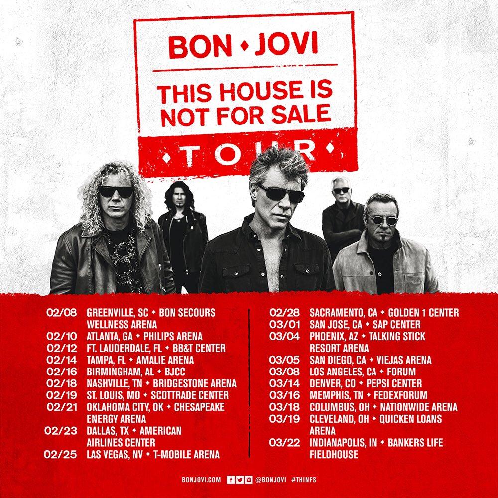 Bon Jovi on Twitter: