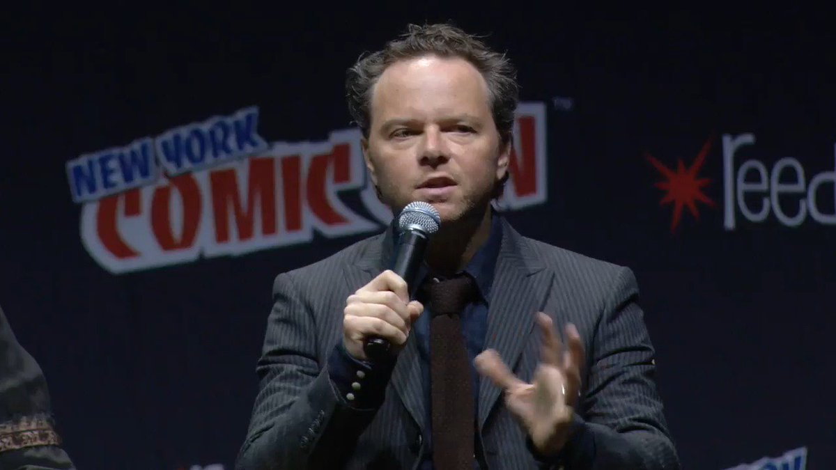 What's the inspiration behind the look of #LegionFX? @noahhawley explains.