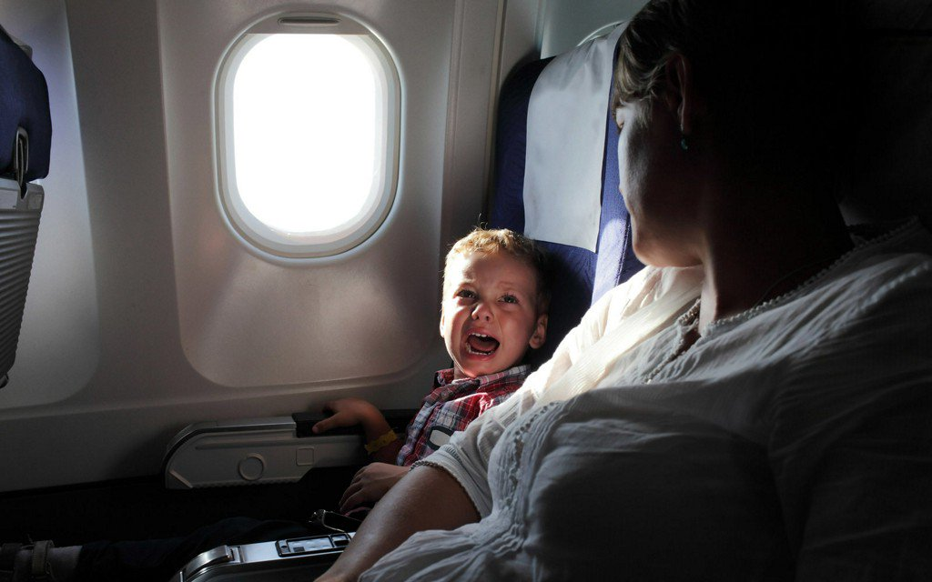 Another airline has created child-free zones on planes: https://t.co/zIzai3CBO7 https://t.co/VasjNQSkAf