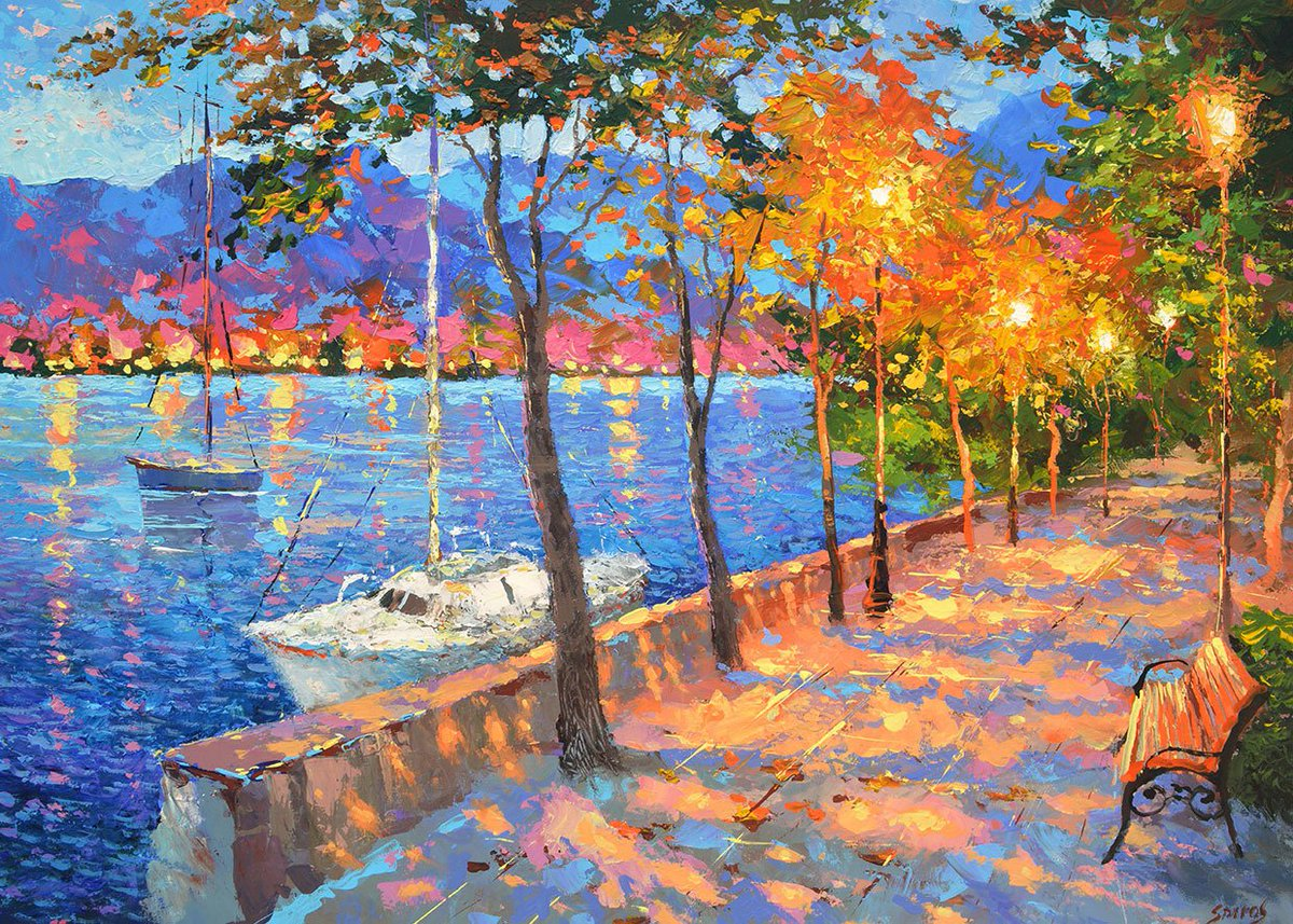 Retweeted Tim Shum (@humanetim):  By Dmitry Spiros #Oil #painting #art #twitart #ArtLovers https://t.co/05OpebO7BZ https://t.co/Km6XZKgh53