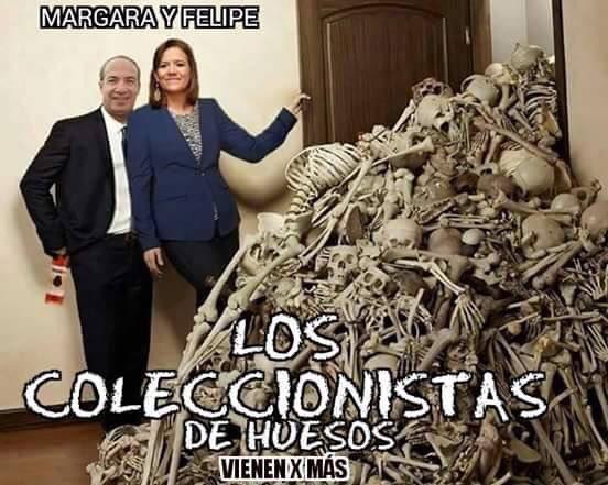 Resultado de imagen para La Calderona, candidata panista