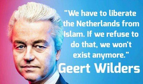 cv wilders Geert Wilders on Twitter: