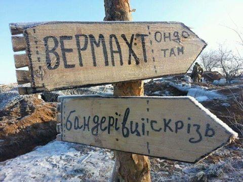 В зоне АТО задержали азербайджанца, пытавшегося пересечь линию разграничения с фальшивыми отметками ГПСУ - Цензор.НЕТ 7247