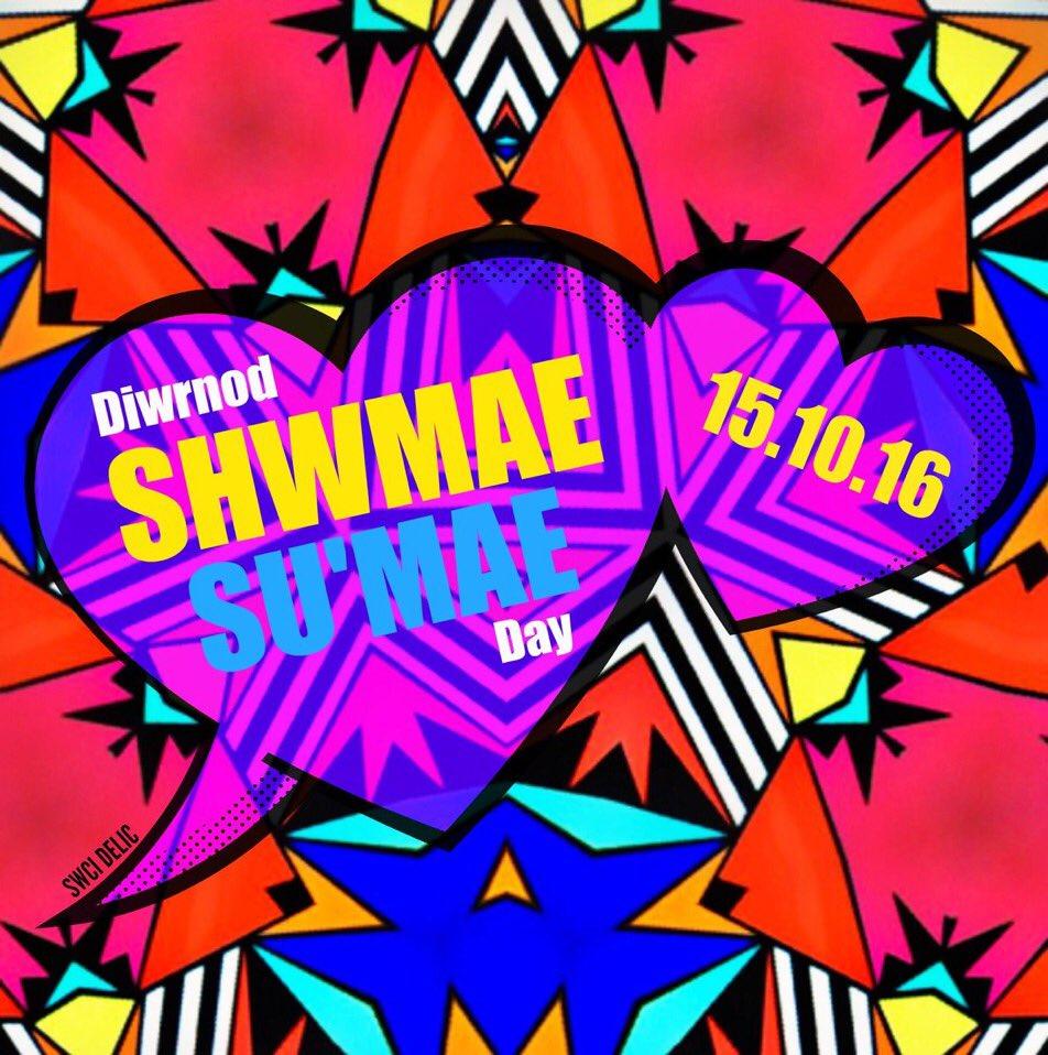 Diwrnod Shwmae hapus, yn enwedig i bawb yn Seremoni Raddio Addysg Uwch @BridgendCollege ym Mhen-coed heddi #ShwmaeSumae #dathlu #llwyddiant https://t.co/QKGvDK8SaO