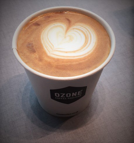 Enjoy an @OZONECOFFEEUK coffee on us in store at R.M.Williams @westfieldlondon this weekend between 11am-3pm. #leather #baristas #together