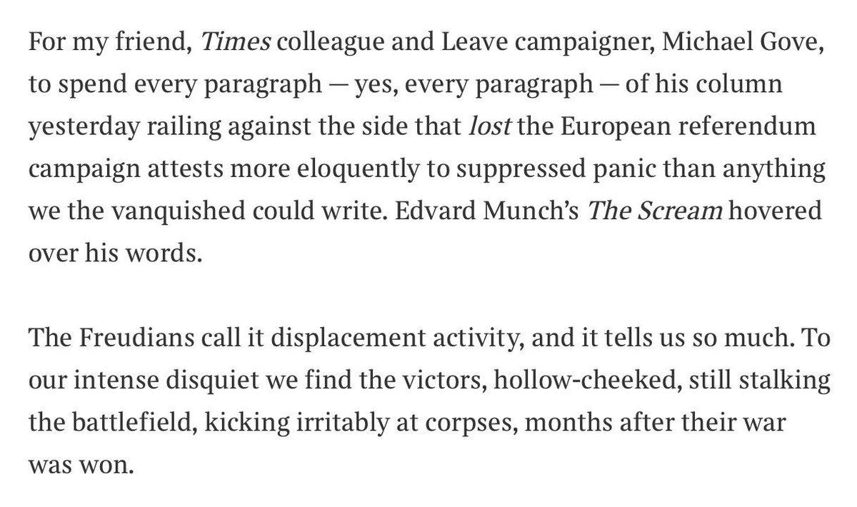Matthew Parris in fierce form this morning. https://t.co/OOI73xLFFa https://t.co/2XXQJ87nB0