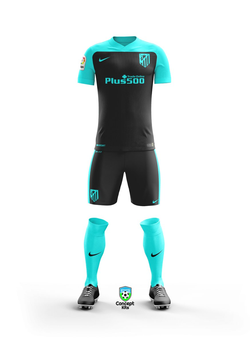 Concept Kits On Twitter Atletico Madrid Away Kit Concept 2017 18