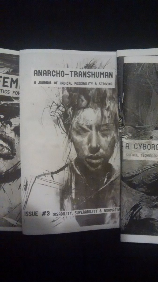 anarchotranshumanism hashtag on Twitter