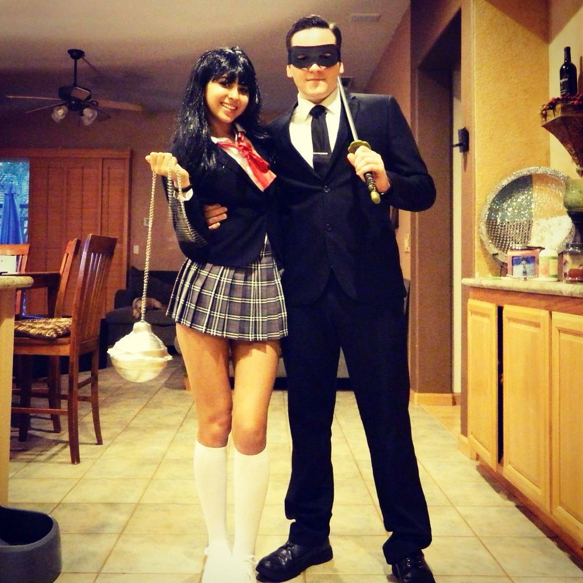 "killer cosplay on twitter: ""alyssa mage as gogo yubari with a crazy"