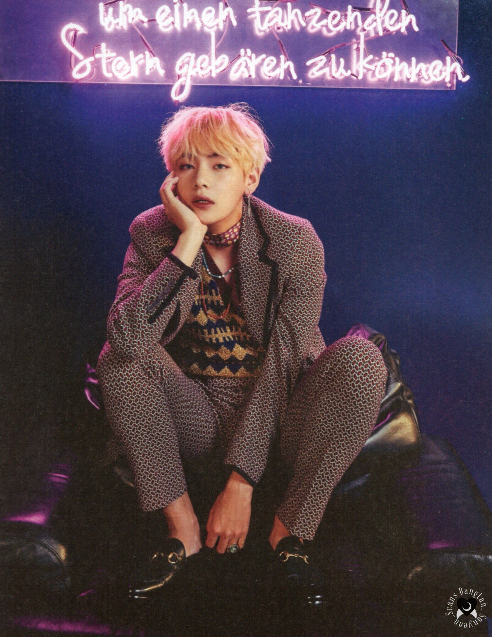 Bangtan Sonyeon Scan On Twitter Quot My Scans Must Credit Me