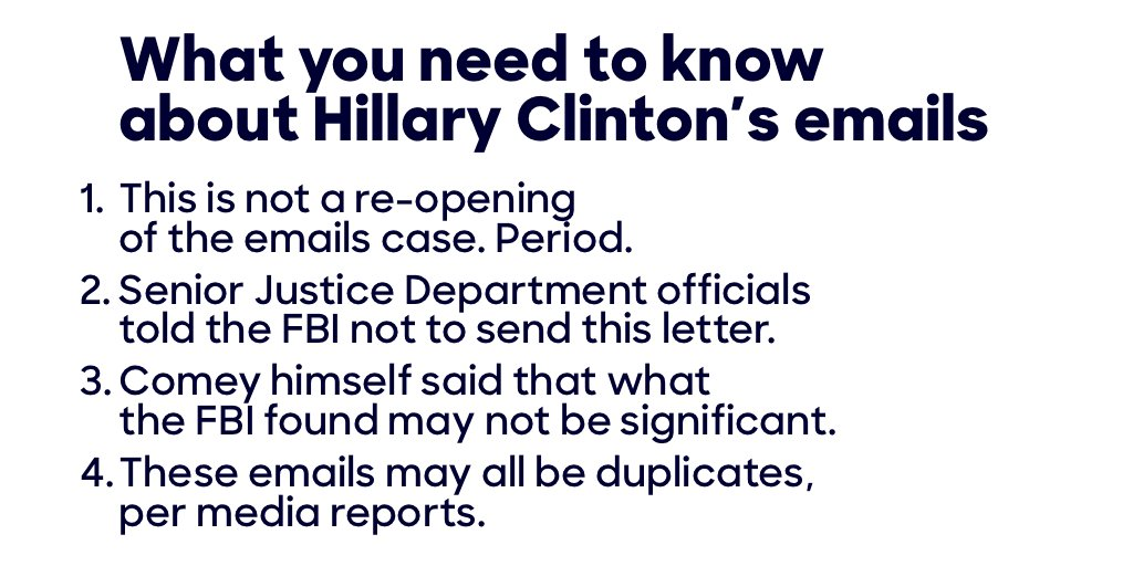 With just 10 days to go, Republicans are pulling out all the stops to try to bring Hillary down. RT this to help get out the facts: