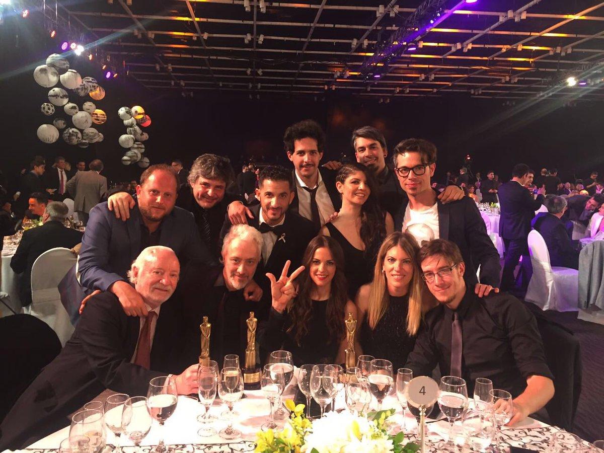 Ganamos carajo!!!! #MartinFierro #MejorPrograma https://t.co/rdp2VuRGYT