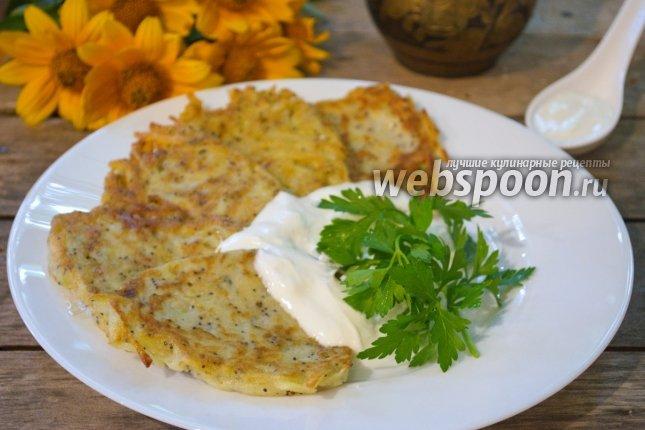 Рецепт картошки с грибами со сметаной