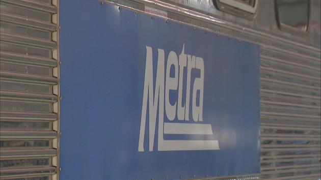 Metra train hits vehicle near Berwyn...