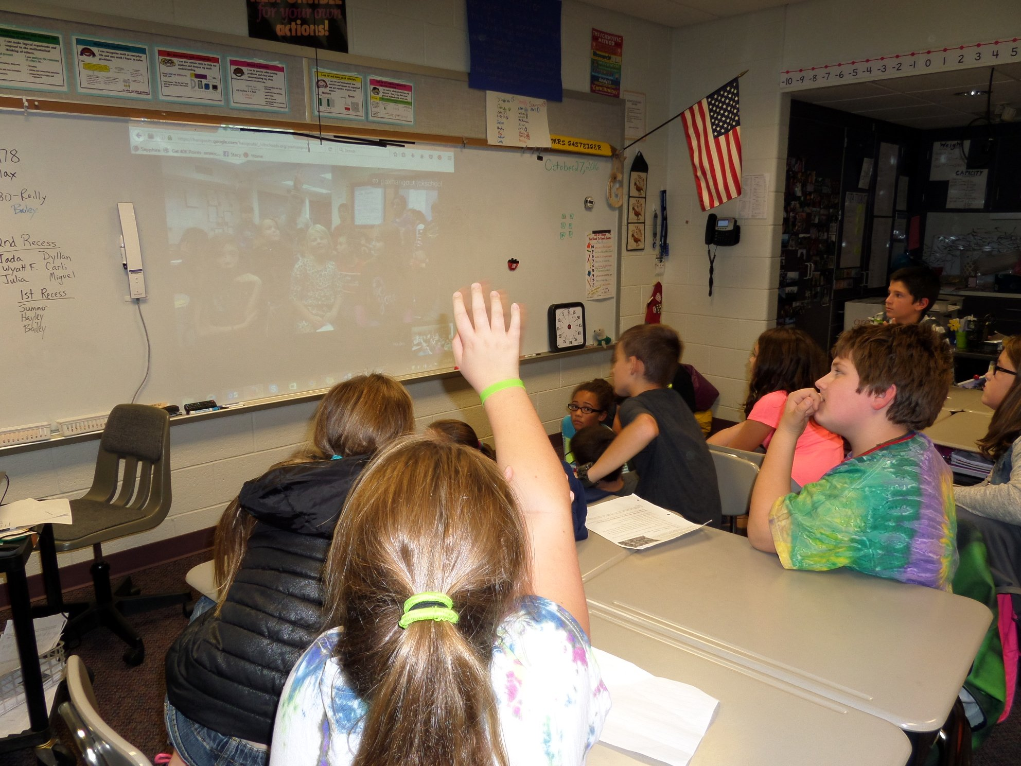 Video chatted with our WA partner. Ss jealous they live by the ocean, but not sorry to miss all the rain there. #GRA16 #GRAPax https://t.co/W623Tw31Fb