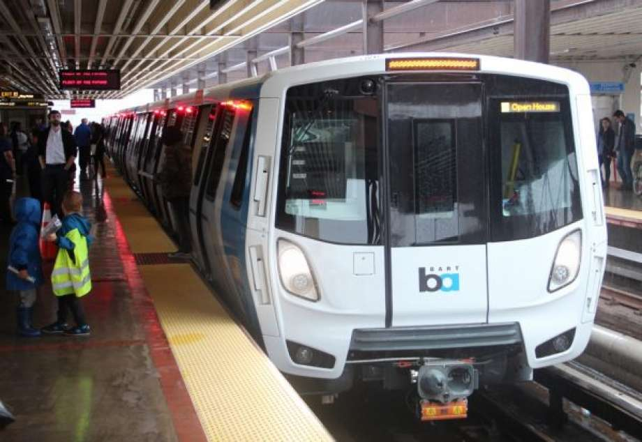 Election could dramatically change BART board. via @ctuan