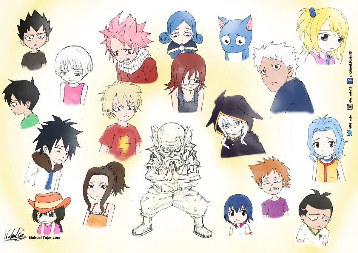 Nahuel Tajes On Twitter Law Fairytail Natsu Gajeel Lissana Makarov Fairylaw Gray Cana Wendy Levy Lucy Erza Happy Mirajane Õェアリーテイル Drawing Anime Https T Co Xmmxgisjt0 Chara pass fairy tail 02/wendy & carla & gajeel & panther lily & mirajane & levy (graffart)(released). law fairytail natsu gajeel lissana