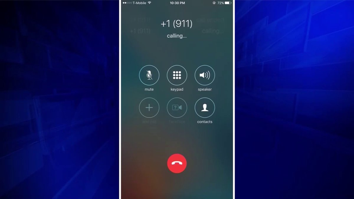 Twitter hack causes your phone to continuously dial 911.