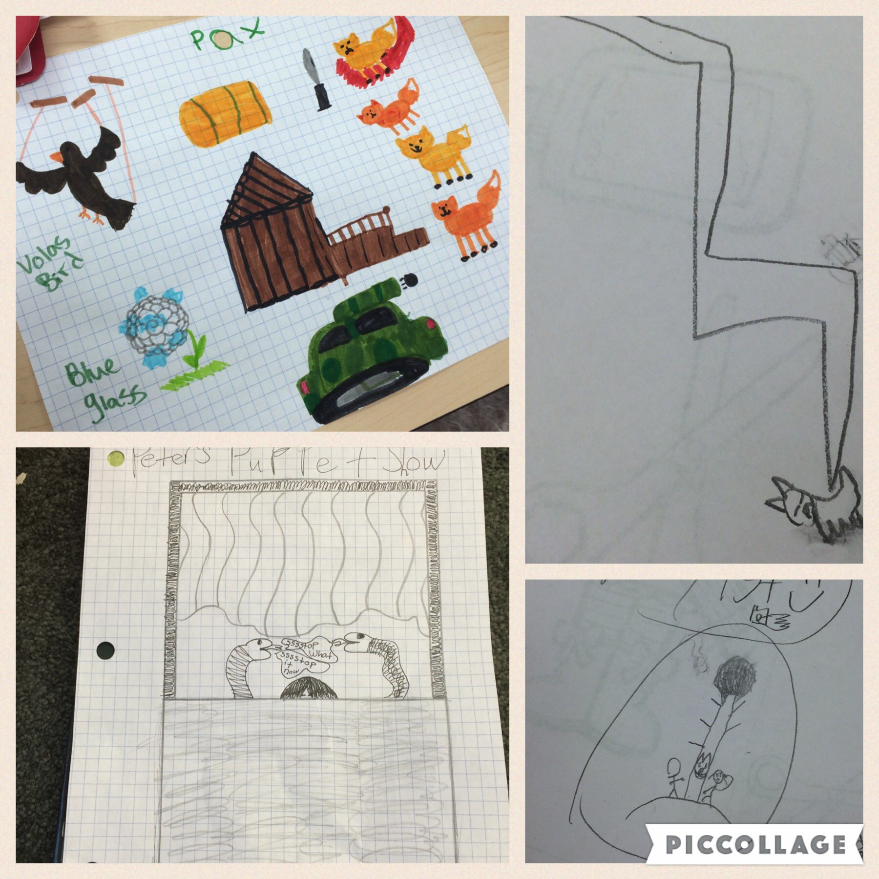 Student visualizations during chapters 18 and 19 today. #GRA16 #GRAPax #PaxSlowChat https://t.co/5ZLoNJ9xGR