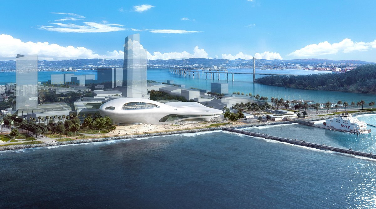L.A. or S.F.: Which city will get the George Lucas museum?
