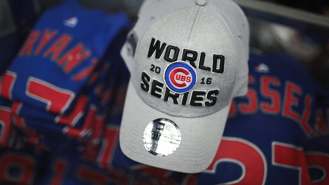 Before the WorldSeries comes to Chicago, a warning for fans