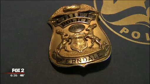 Lost Ferndale police badge returned to family after 47 years, reports @JoshLandonFox2