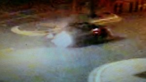 Suspect vehicle photo released, in connection with MontgomeryCounty swastika vandalism