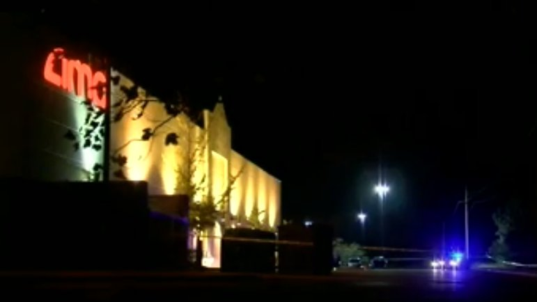 Teen charged in fatal shooting in movie theater parking lot