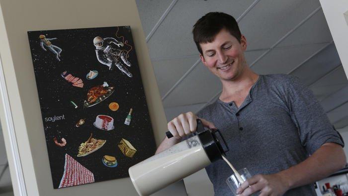 Liquid meal maker Soylent stops sales of its powder. Customers keep getting sick