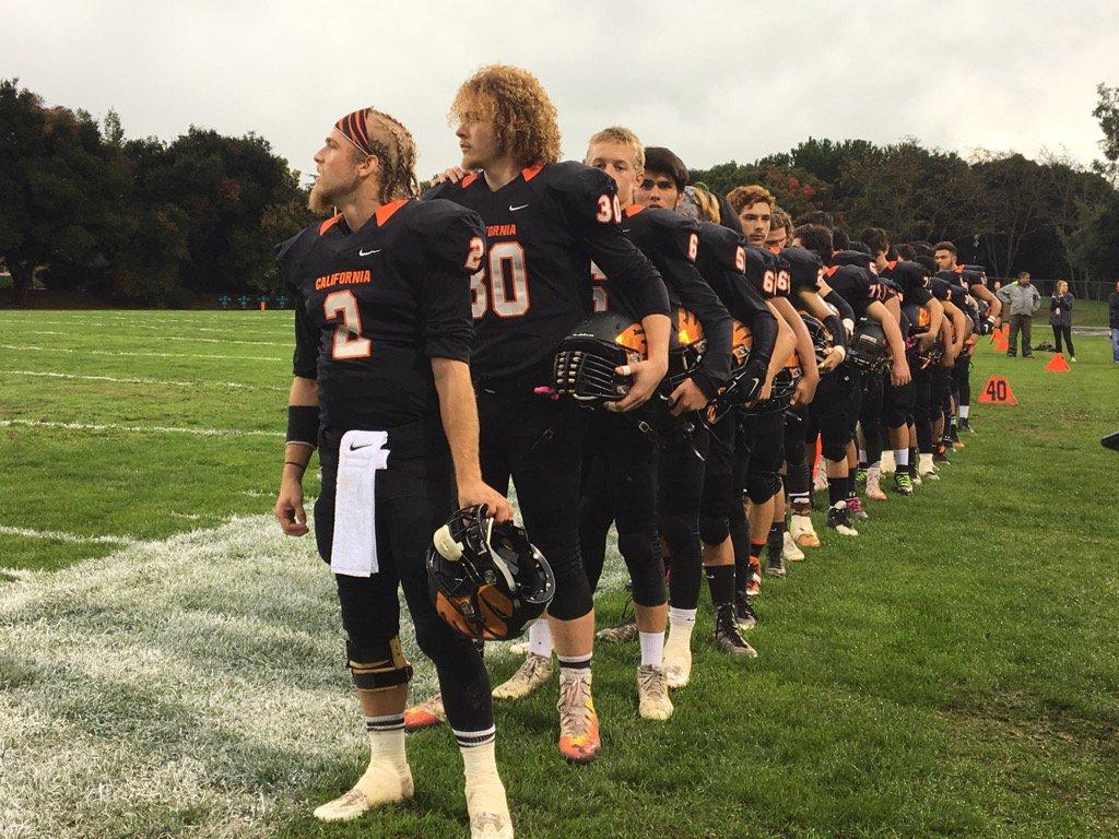 Deaf high school football team @Fremont_CA in national spotlight ktvu@10:29p